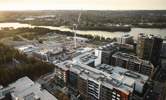 Australia's property prices have surged 7.8 per cent the past year.
