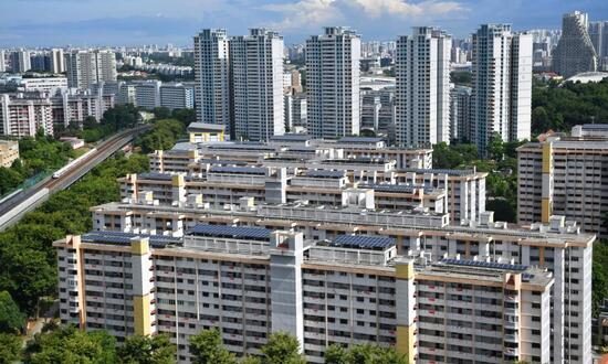 Prices have risen strongly this year, in part due to delays in the completion of new HDB flats.