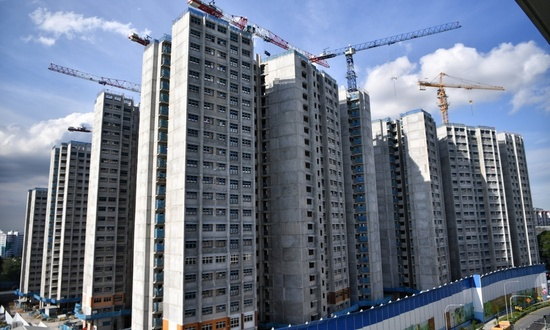 The move comes after the main contractors of five BTO projects went bust last month.