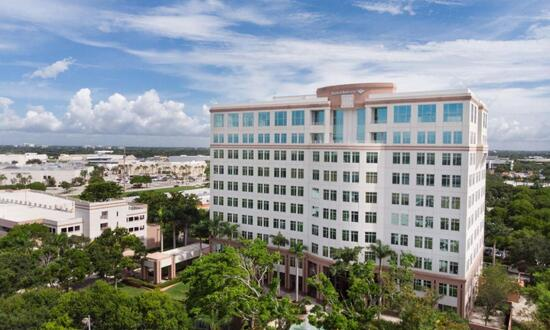 """Singapore, as a """"key exporter of capital"""", made significant outbound deals such as the acquisition of One Town Center in Florida by Prime US Reit in July."""