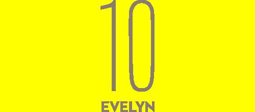 10 Evelyn